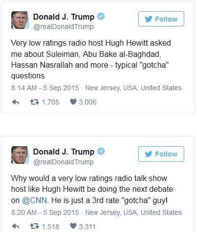 Trumptweets